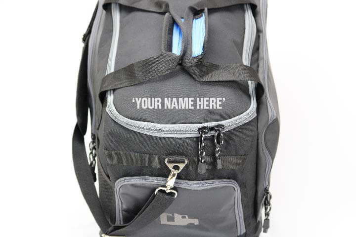 Your Name on Your Bag