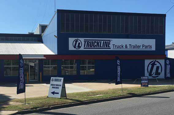 Eagle Farm Truckline